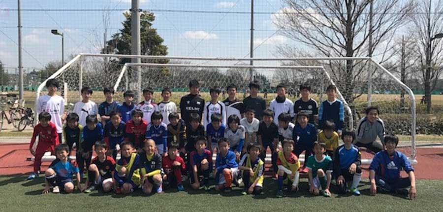 三鷹市サッカースクール LOLLAPALOOZA SOCCER SCHOOL